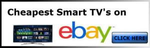 Buy the cheapest smart tv's on ebay