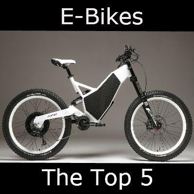 e bikes top 5