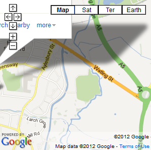 bletchley-rugby-map